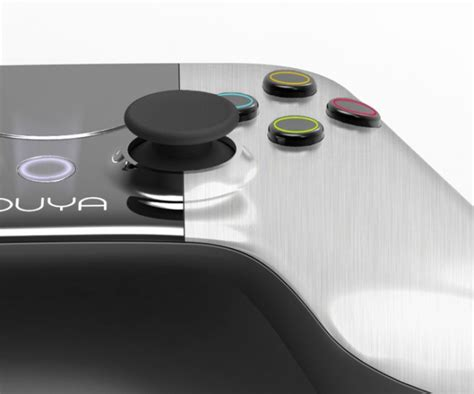 Android-powered Gaming Console Looks To Shake Things