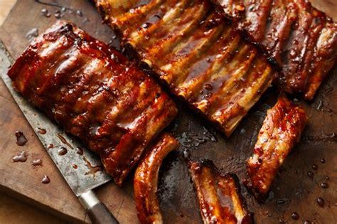 pork ribs chipotle pork ribs recipe taste com au