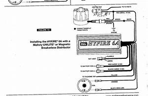 Mallory Ignition Wiring Diagram Unilite