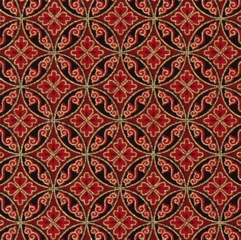 Stoffe Orientalische Muster fabric golden pattern robert kaufman