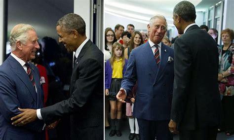 Prince Charles Wales Nato Summit