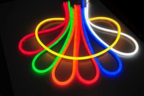 120v led rope light neon led rope lights birddog lighting