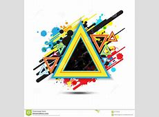 15 Abstract Triangle Wallpapers Graphic Design Images
