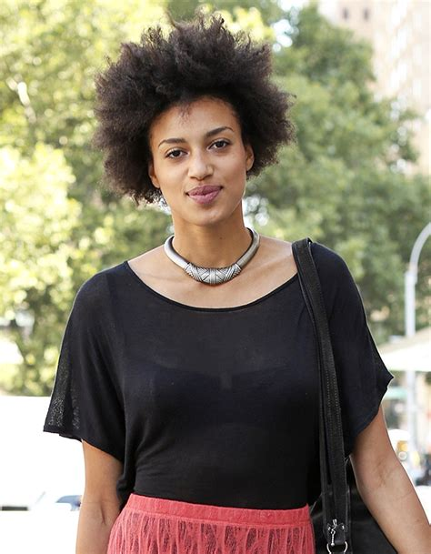 coupe afro street style coiffure  coupes courtes qui