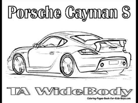 ColoringBuddyMike: Race Car Coloring Pages YouTube