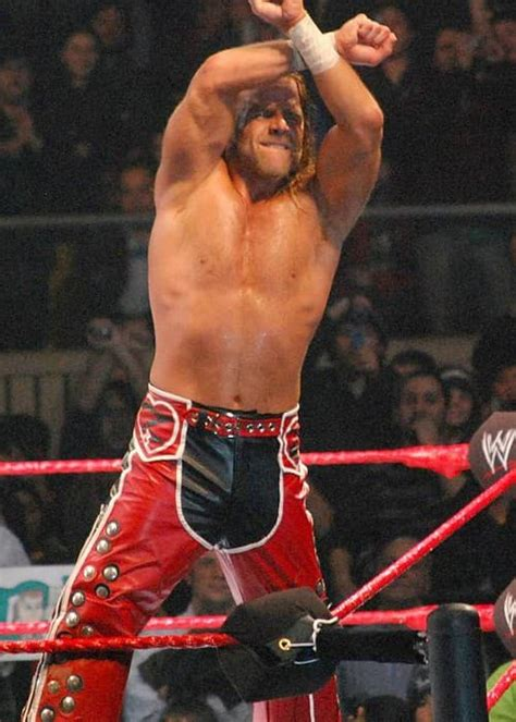 shawn michaels height weight age body statistics