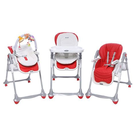 chaise haute 3 en 1 pas cher chaise haute évolutive 2 en 1 b brevi avis