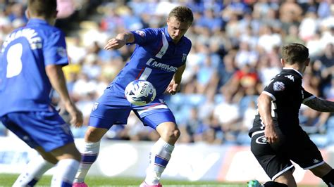 Gillingham v Wigan Athletic - in pictures