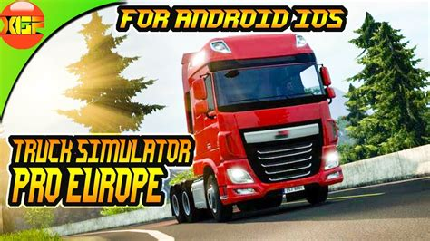 Truck Simulator Pro Europe 2018 (mageek Apps And Games