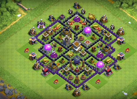 The Best Trophy Bases Th8 (fresh!) 2018 Anti Everything