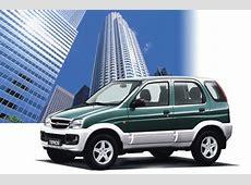 2005 Daihatsu Terios History, Pictures, Sales Value