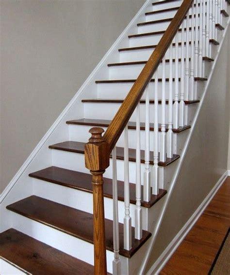 comment peindre rapidement un escalier en bois escaliers en bois comment peindre et escaliers
