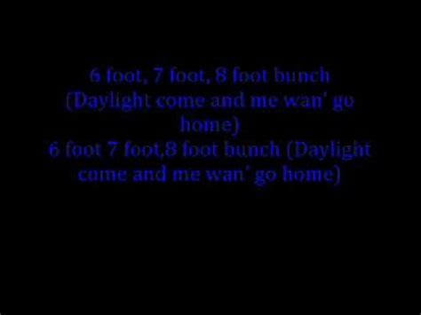 Banana Boat Harry Belafonte Lyrics by Harry Belafonte Try To Remember Lyrics Metrolyrics