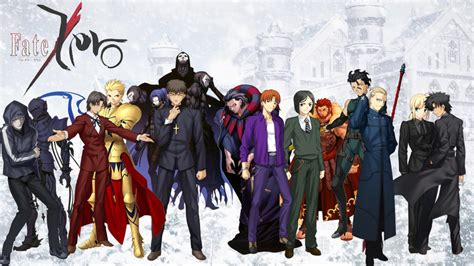 anime netflix terbaik review fate zero the of stephen w