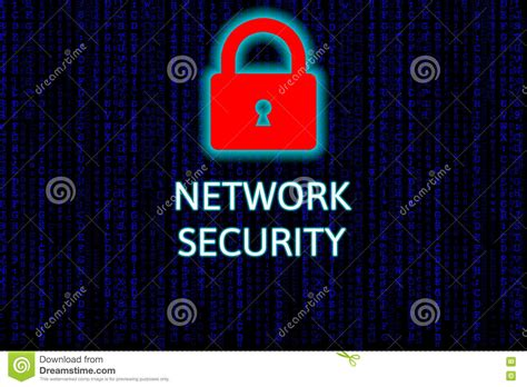 mobile network security cyber security network concept network security stock