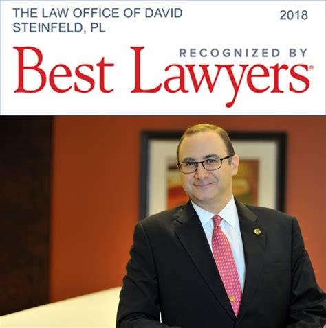 Palm Beach Business Lawyer David Steinfeld Named Among ...