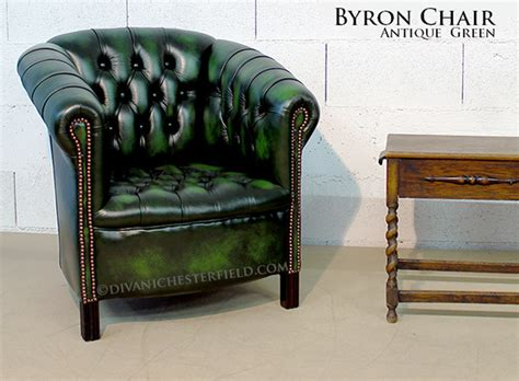 Poltroncina Chesterfield Byron Poltrona Chester In Pelle