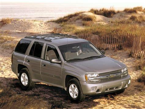 Chevrolet Trailblazer Ext Specs & Photos