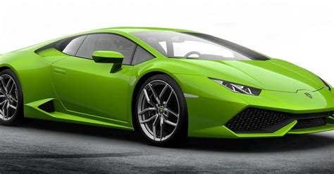 Lamborghini Huracán Configurator Goes Live