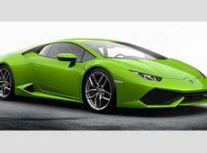 Lamborghini Huracán Configurator Goes Live Autofluence