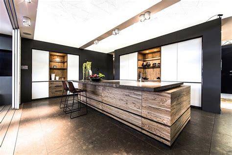cuisine moderne bois massif ilot central cuisine bois massif cuisine en image