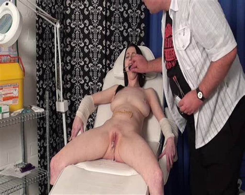 #Medical #Needle #Torture #And #Bizarre #Pussy #Humiliation