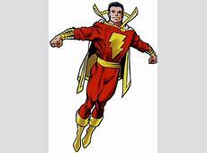 Captain Marvel Fawcett Comics DC Comics Billy Batson