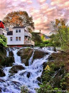 Camden Falls Maine