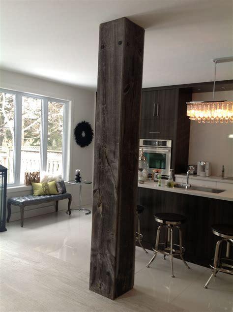 pin  rachel belbot    home house pillars living room remodel interior columns
