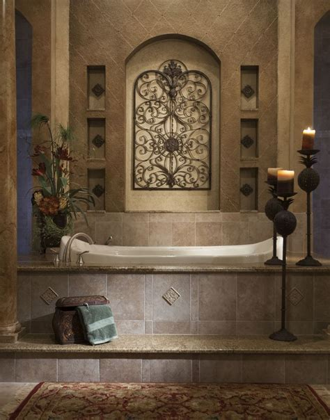 Tuscan Decorating Ideas For Bathroom by 25 Best Ideas About Tuscan Bathroom On