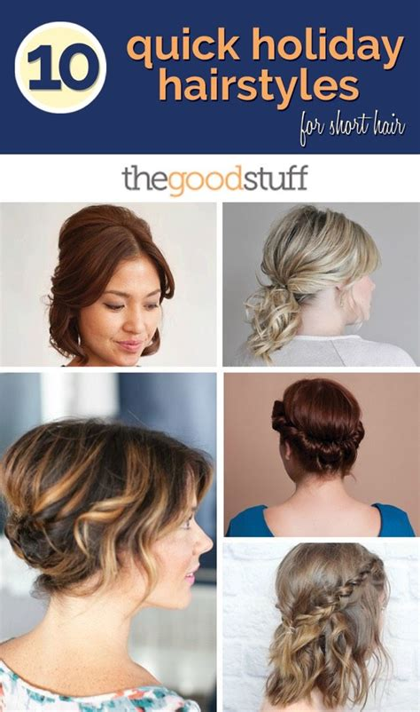 10 quick holiday hairstyle tutorials beauty trusper