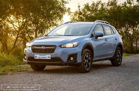 subaru xv  cvt  philippines price specs autodeal