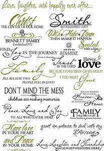 Quotes for walls vinyl lettering quotesgram for Vinyl lettering fonts