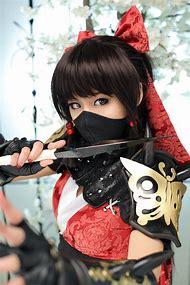 Ninja Girl Cosplay