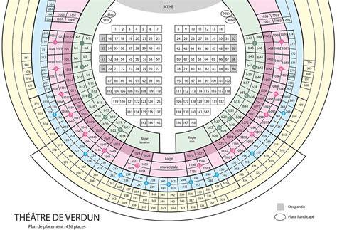 plan de salle theatre antoine th 233 226 tre verdun transversales