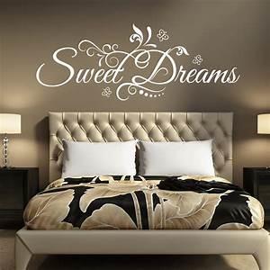 Wandtattoo Sweet Dreams : wandtattoo sweet dreams sch ne s e tr ume floral blumen design ~ Whattoseeinmadrid.com Haus und Dekorationen