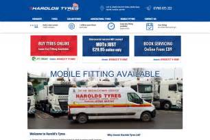 Welcome To Harold's Tyres Penrith, Buy Tyres, Mot And