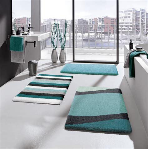 home  style  modern bathroom rugs