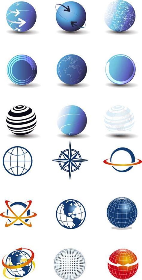 earth logo design  logo ai   vectors psd flash dmodels www