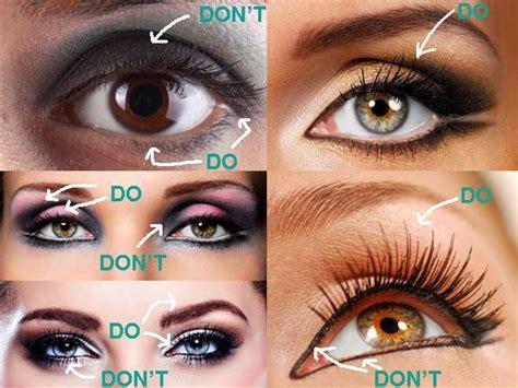 Small Deep Set Eyes Makeup Tips Dos And Donts Wedding Makeup Eyelashes And Eyes