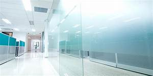 Office Partitions & Glass Panels O'Brien® Glass