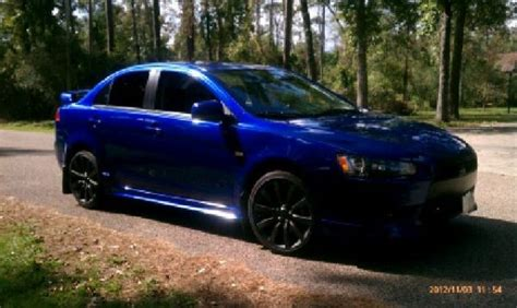 Mitsubishi Lancer Gt For Sale by Photos 2008 Mitsubishi Lancer Gts For Sale