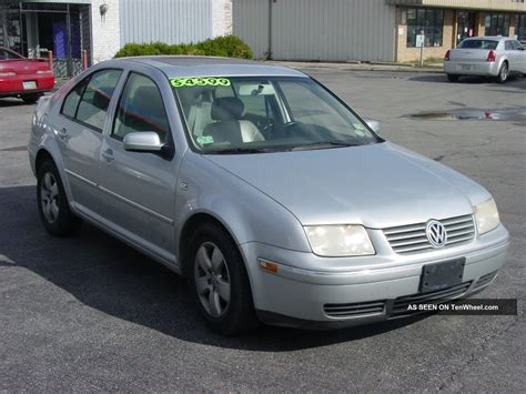 2004 Volkswagen Jetta by 2004 Volkswagen Jetta Gls Sedan 4 Door 1 8t