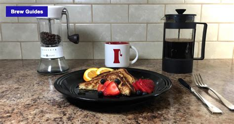 With standard measurements, you should use 2 tablespoons of coffee grinds for every 8 oz of water. How to Use a French Press: Tools, Ratios, and Step-By-Step ...