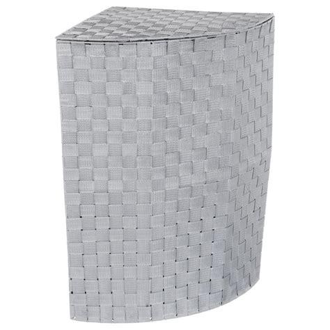 panier a linge d angle panier 224 linge d angle 60cm gris clair