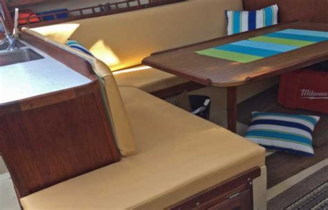 Boat Canvas Upholstery by Wisconsin Boat Canvas Upholstery Flooring