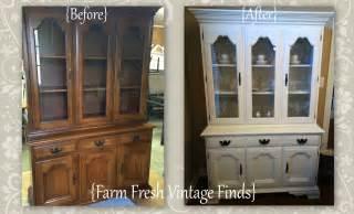 big lots kitchen furniture sloan white painted hutch farm fresh vintage finds