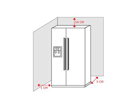 dimension frigo americain comment installer votre r 233 frig 233 rateur am 233 ricain conseils et astuces de vanden borre