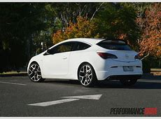 2013 Opel Astra OPC review video PerformanceDrive