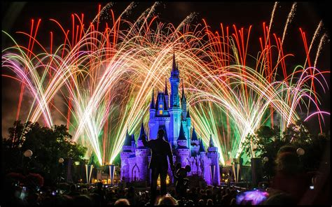 Disney Light Show by Walt Disney World Announces Its Drone Light Show